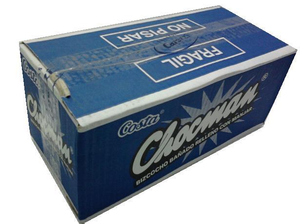 CHOCMAN XL 33 * 33 Grs. Código: 30303-8 Marca: Costa Unidad de venta ...
