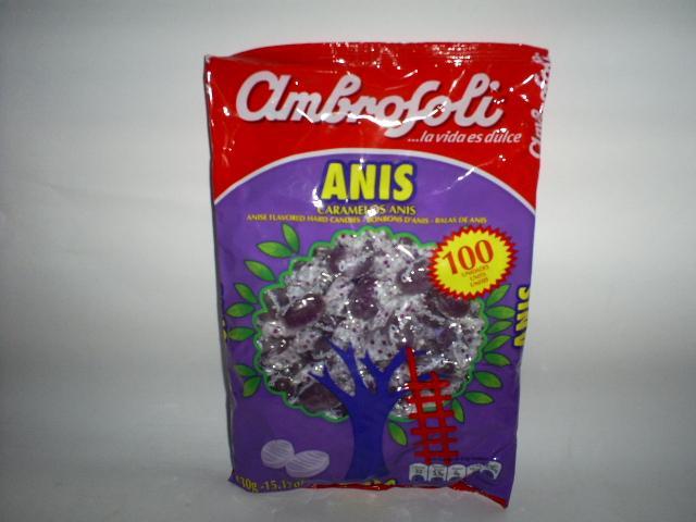 Resultado de imagen para dulce de anis ambrosoli